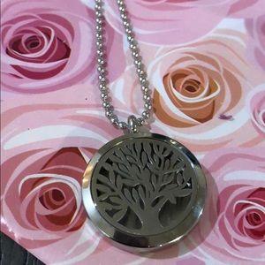 Beautiful tree of life locket
